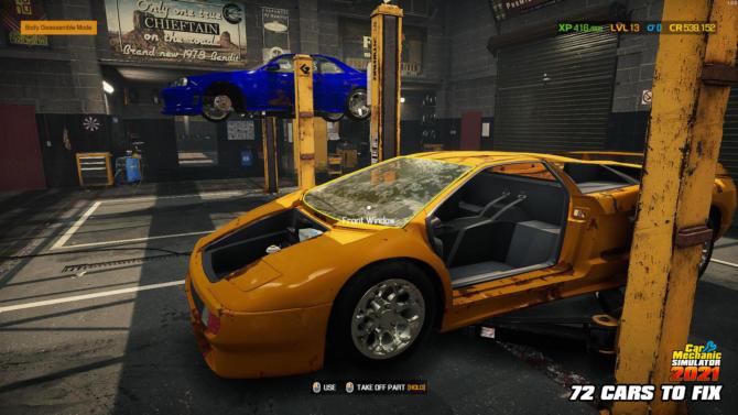 Car Mechanic Simulator 2021 cracked