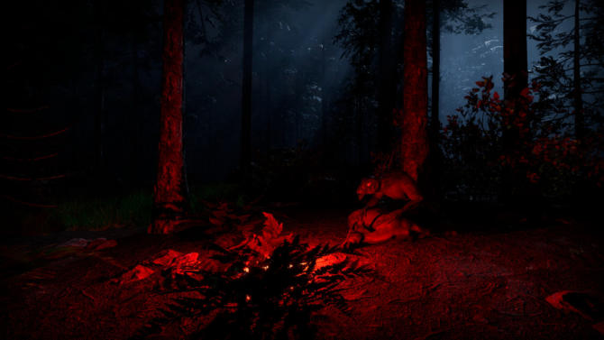 Chupacabras Night Hunt cracked