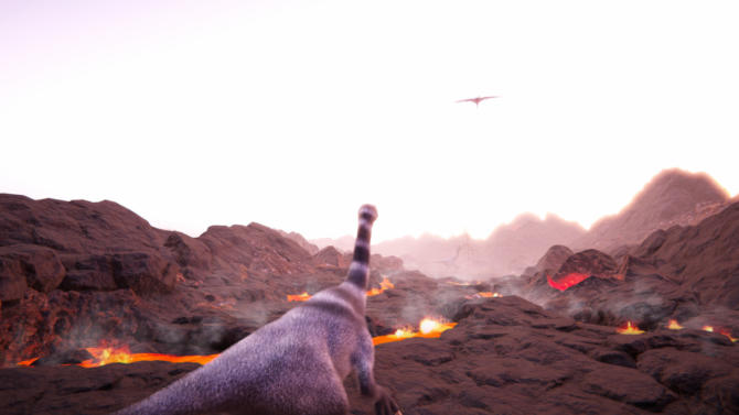 Dinosaurs Prehistoric Survivors free download