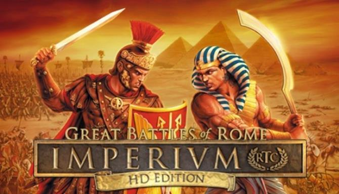 Imperivm RTC HD Edition Great Battles of Rome Free