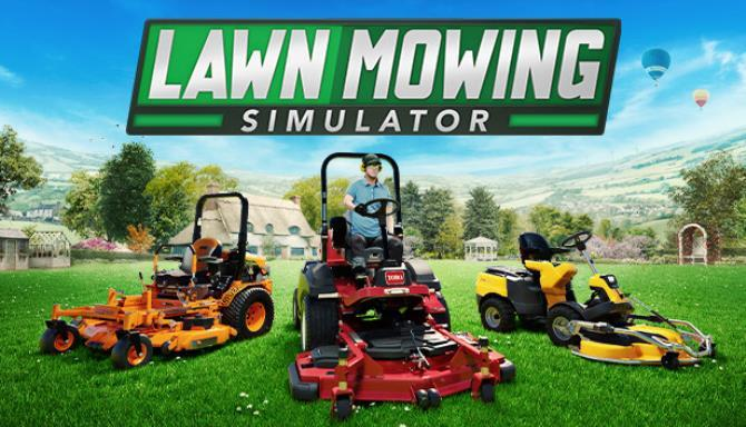 Lawn Mowing Simulator Free