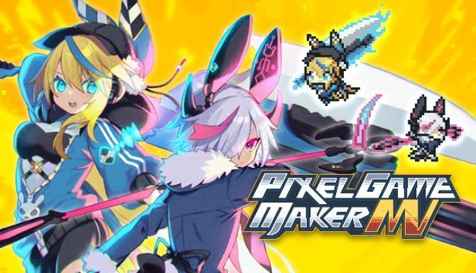 Pixel Game Maker MV Free
