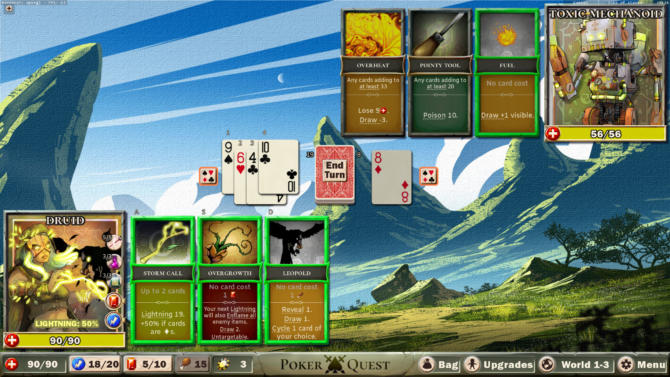 Poker Quest cracked