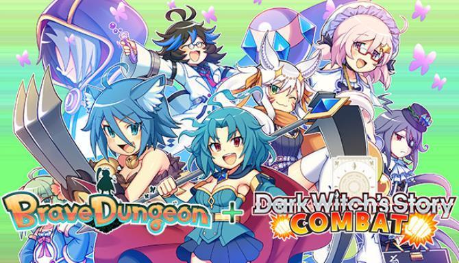 Brave Dungeon Dark Witchs Story Combat Free