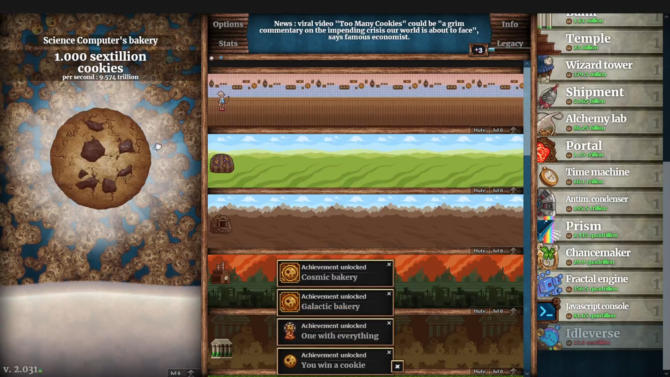 Cookie Clicker free cracked