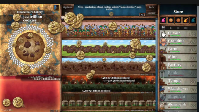 Cookie Clicker free download