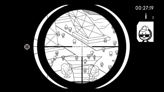 Geometric Sniper Blood in Paris free cracked