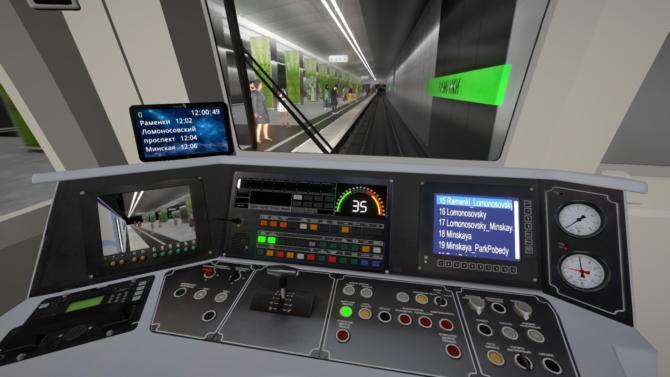 Metro Simulator free cracked
