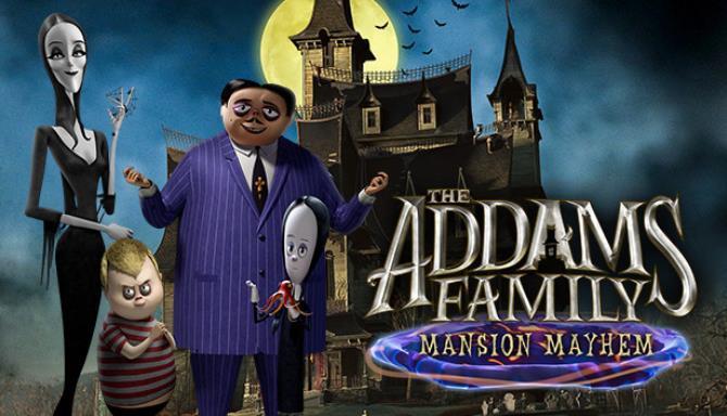 The Addams Family Mansion Mayhem Free