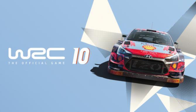 WRC 10 FIA World Rally Championship Free