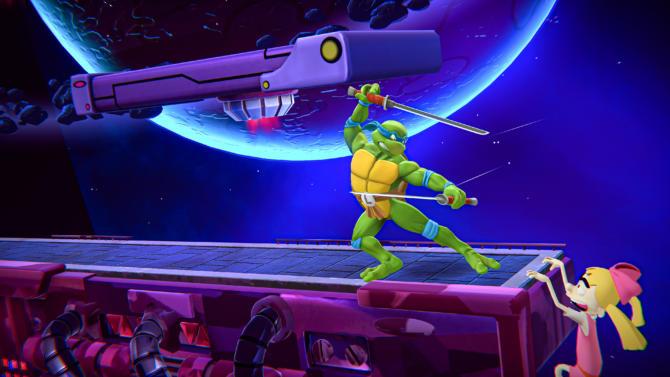 Nickelodeon AllStar Brawl free download