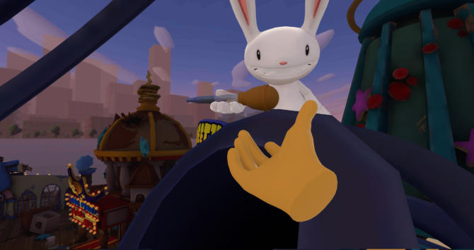 Sam Max This Time Its Virtual free cracked
