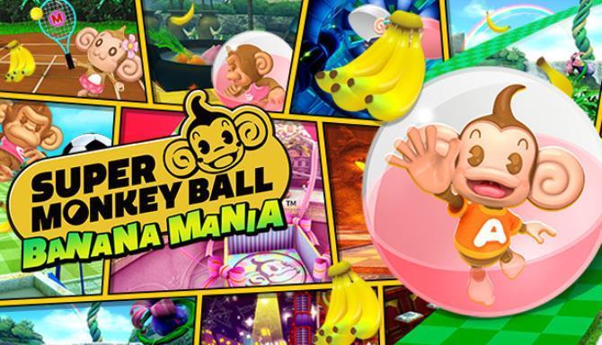 Super Monkey Ball Banana Mania Free